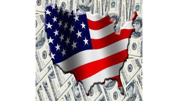 ФРС США понизила базовую учетную ставку. Коллаж РИА Новости