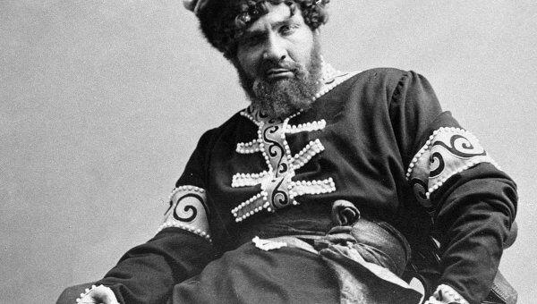 Шаляпин в роли князя Галицкого