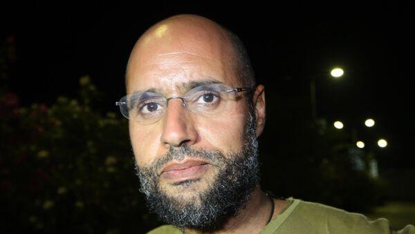 Сын Каддафи Сейф аль-Ислам находится в Нигере, заявляет ПНС