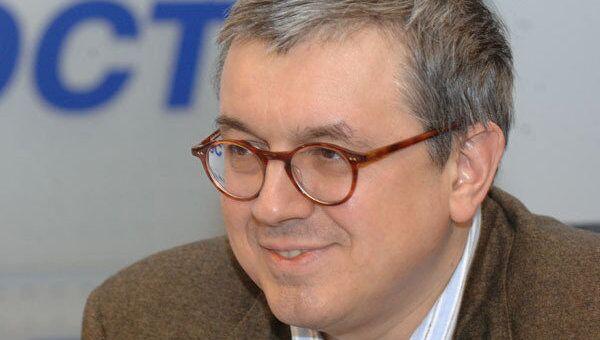 Ректор ГУ-ВШЭ Ярослав Кузьминов. Архив