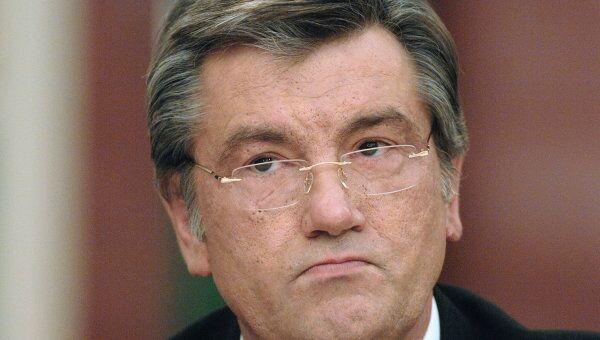 Ющенко просит Россию расследовать гибель гражданина Украины на границе
