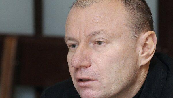 Президент Интерроса Владимир Потанин. Архивное фото