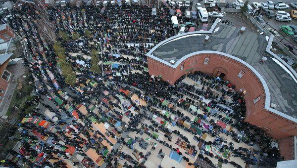 Мечеть в Новосибирске