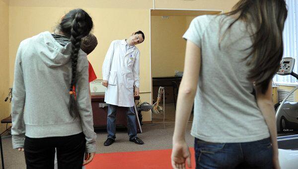 Работа клиники детских болезней Первого МГМУ имени И.М. Сеченова