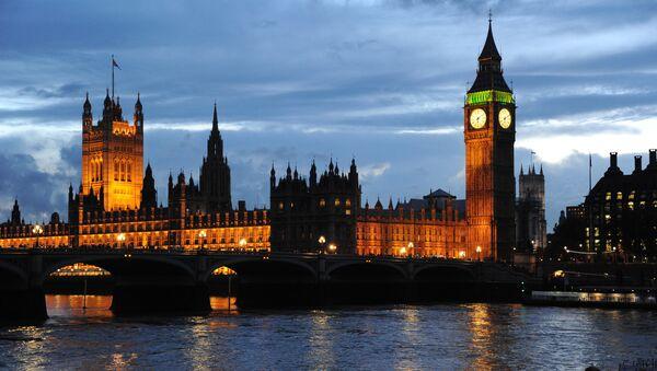 Города мира. Лондон, архивное фото