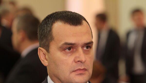 В. Захарченко. Архивное фото