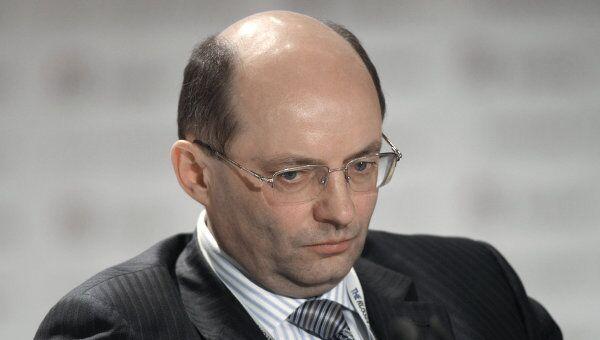 На «Форуме Россия 2009» в Центре международной торговли