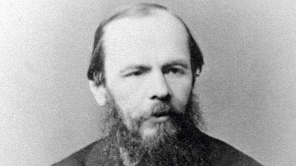 Русский писатель Федор Достоевский