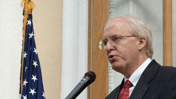 Посол США в России Джон Байерли