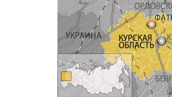 ДТП в Курской области