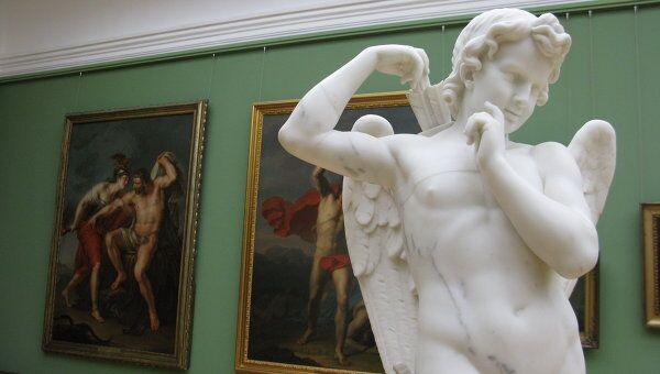 Обновленная экспозиция искусства XVIII века в Третьяковской галерее. Архив