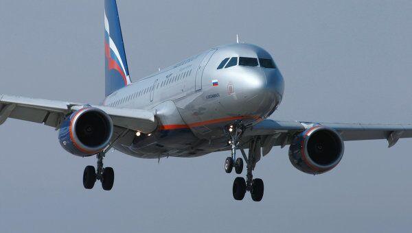 Самолет Airbus А-320. Справка