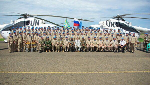 Российская авиационная группа в Судане. Архив