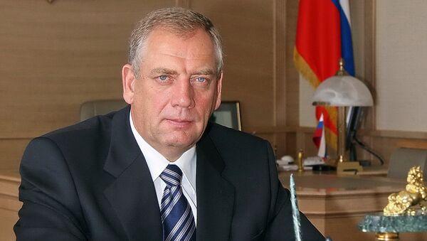 Губернатор Новгородской области Сергей Митин