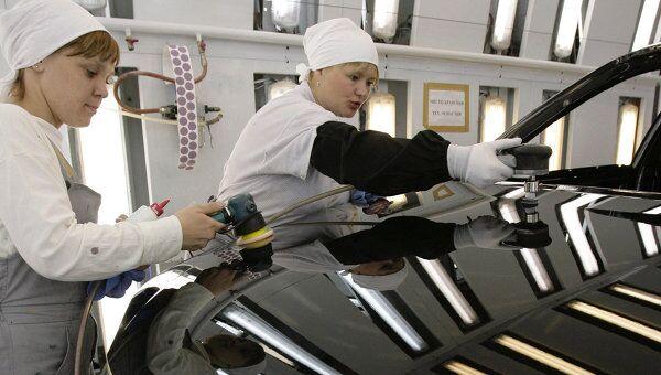 ОАО Ижевский автомобильный завод, архивное фото