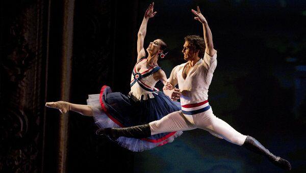 Гала-концерт российских звезд балета в рамках Dance open