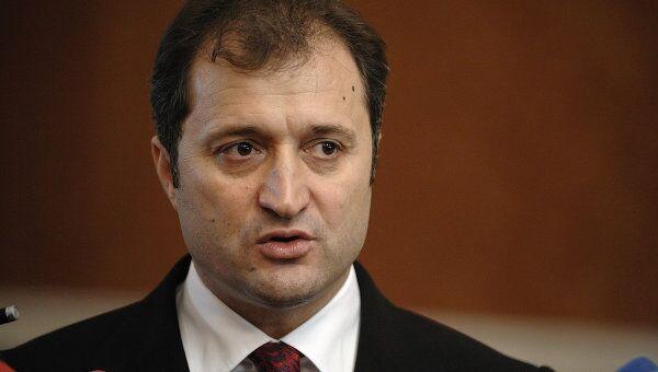 Новый премьер-министр Молдавии Владимир Филат