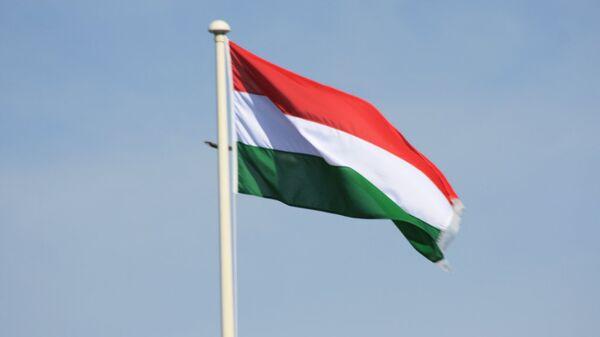 Флаг Венгрии . Архив