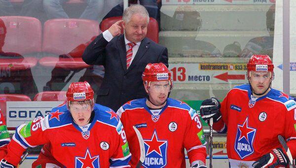 Вячеслав Кулемин, Илья Зубов и Андрей Сергеев (слева направо) и Юлиус Шуплер