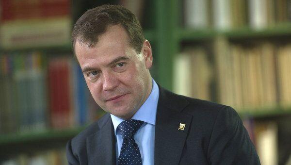 Президент РФ Д.Медведев провел встречу с работниками дошкольного образования