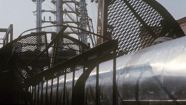 Нефтепровод. Архивное фото