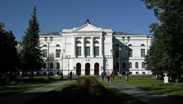 Томский государственный университет, архивное фото