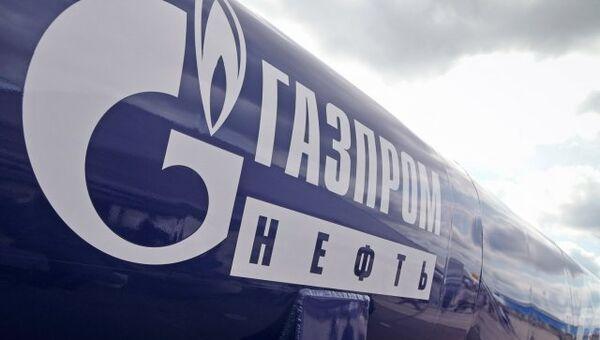 Труба Газпром нефть. Архивное фото