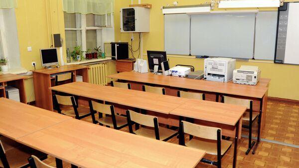 Средняя школа поселка Мурмаши Мурманской области закрыта на карантин