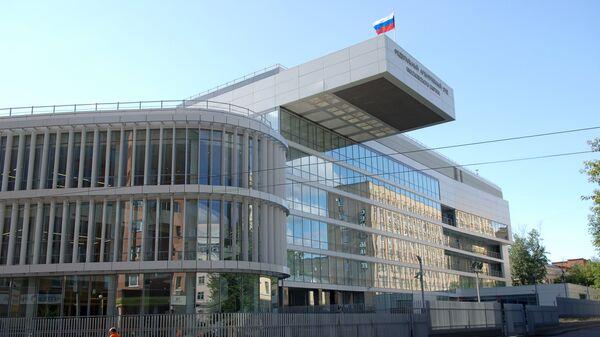 Здание арбитражного суда Московского округа