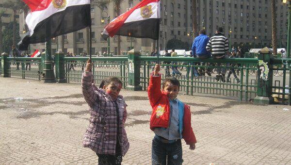 Ситуация в Каире накануне парламентских выборов