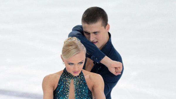 Катарина Гербольдт и Александр Энберт