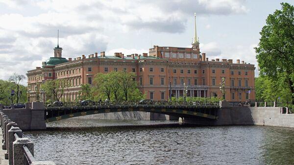 Михайловский (Инженерный) замок в Санкт-Петербурге