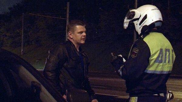 Пьяные и агрессивные – ночной улов ГИБДД в рейде Нетрезвый водитель