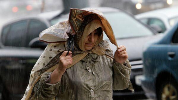 Погода в России. Архивное фото