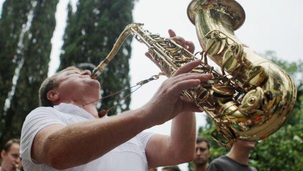 Международный фестиваль Аква-Джаз в Сочи