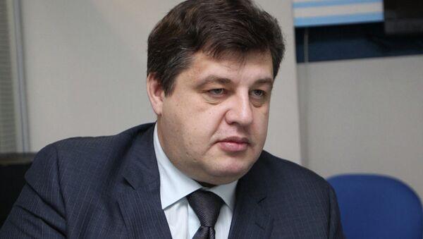Кирилл Новожилов, архивное фото