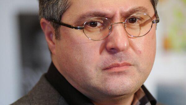 Председатель комитета по культуре Санкт-Петербурга Д.Месхиев