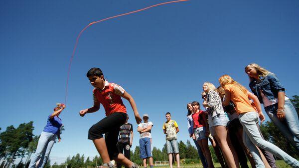 Работа детских летних лагерей в Ленинградской области