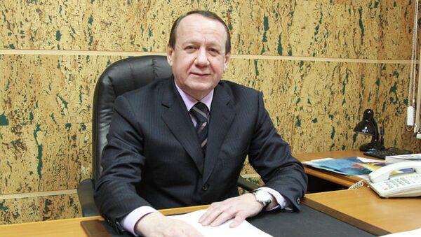 Анисим Учитель - заместитель гендиректора СХК