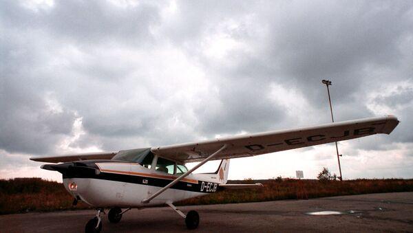 Самолет Сессна. Архивное фото