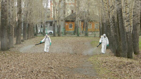 Противоклещевая обработка в Томске