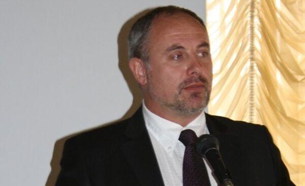 Глава администрации Всеволожского муниципального района Александр Соболенко