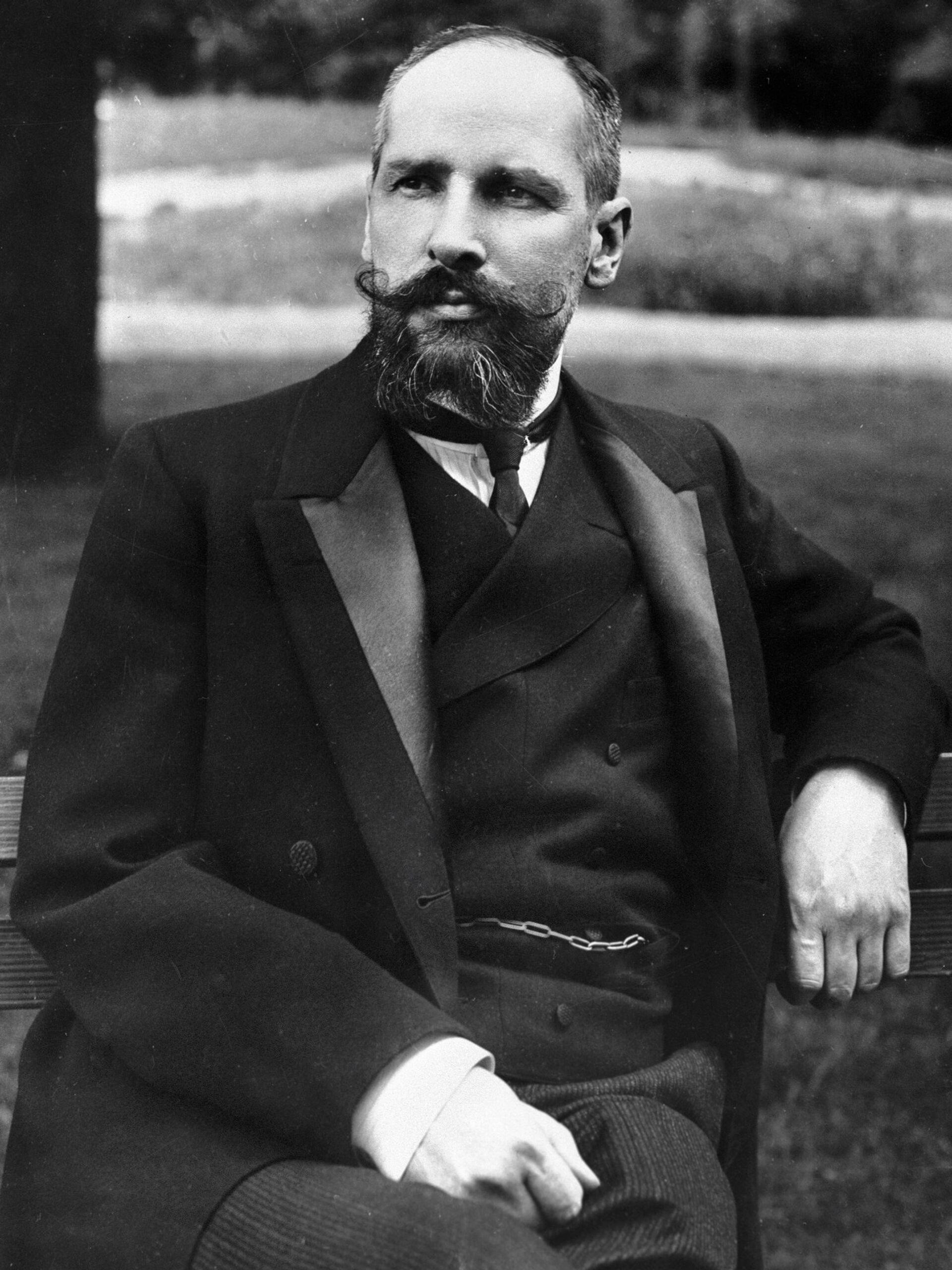 Петр Аркадьевич Столыпин - РИА Новости, 1920, 29.10.2020