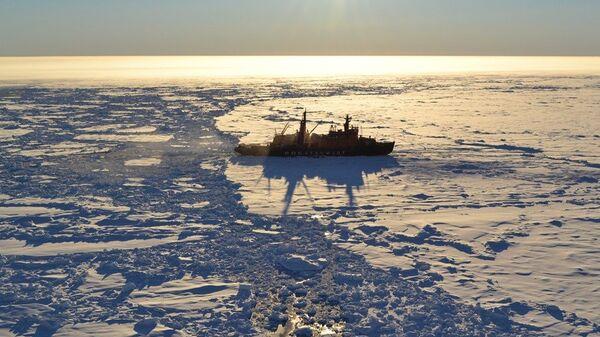 Экспедиция Арктика-2012