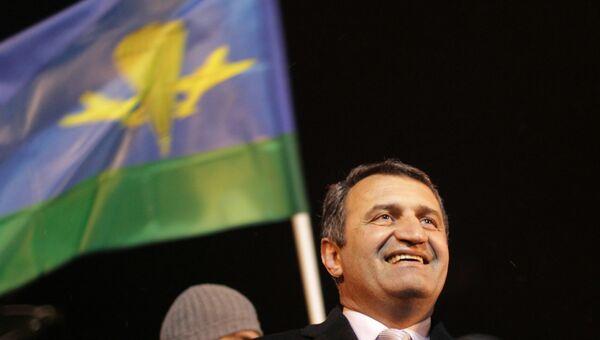Спикер парламента Южной Осетии Анатолий Бибилов. Архивное фото