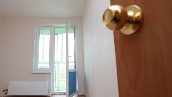 Ремонт в квартире, архивное фото