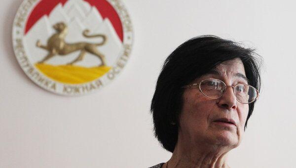 Подведение итогов второго тура выборов президента Южной Осетии