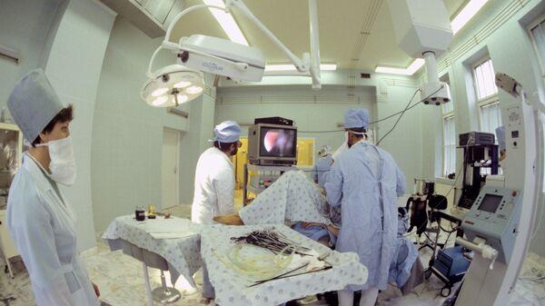 Операционная, архивное фото