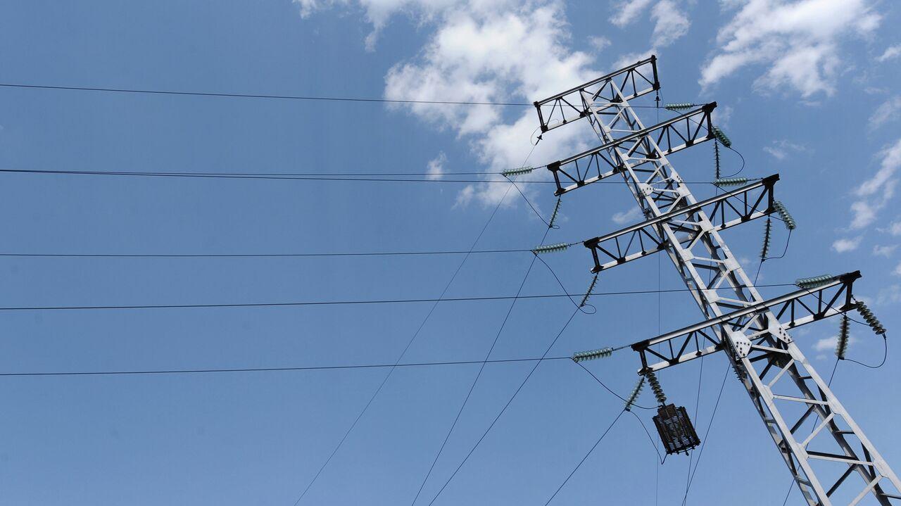 В трех российских регионах произошли массовые отключения электроэнергии
