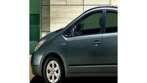 Автомобиль Toyota Prius . Архив